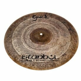 """Istanbul 18"""" Lenny White Signature Epoch Crash Cymbal"""