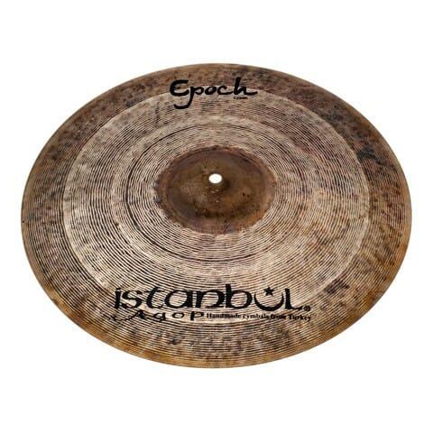 """Istanbul 17"""" Lenny White Signature Epoch Crash Cymbal"""