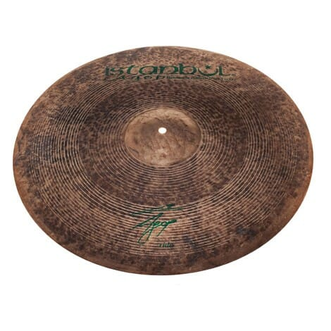 "Istanbul 21"" Agop Signature Ride Cymbal"
