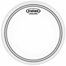 "EVANS EC2 FROSTED FUSION TOMPACK (10"", 12"", 14"")"