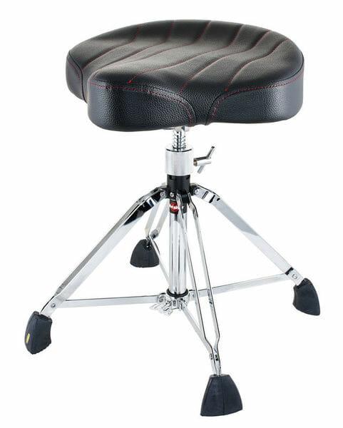 Gibraltar 9908 4-Post Oversized Moto Style Comfort Throne