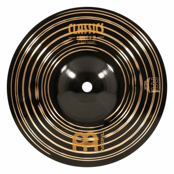 "Meinl 8"" Classics Custom Dark Splash"