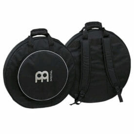 """Meinl Professional Cymbal Backpack 22"""", Black"""