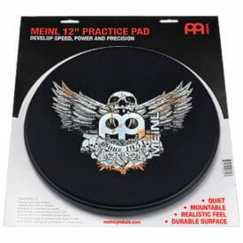 "Meinl 12"" Practice Pad, Jawbreaker"