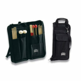 Meinl Professional Heavy Duty Nylon Stick Bag, Black