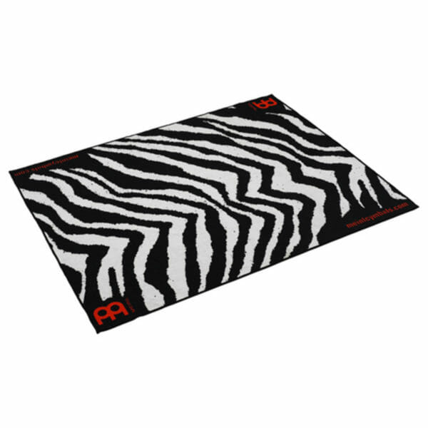 Meinl Zebra Drum Rug