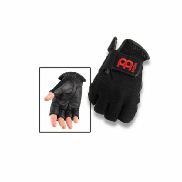 Meinl Fingerless Drummer Gloves Large