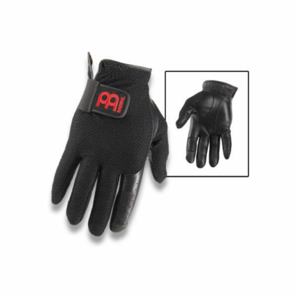 Meinl Drummer Gloves Medium Black