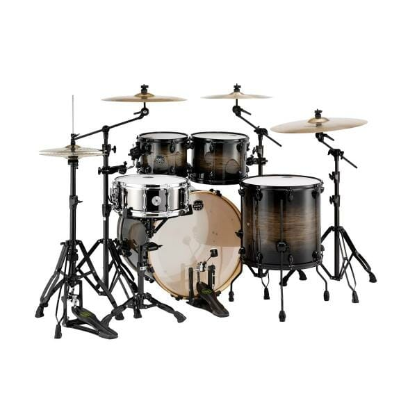 "Mapex Armory 22"" 5 Piece Rock Shell Pack - Black Dawn"