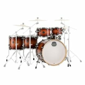 "Mapex Armory 22"" 6 Piece Studioease Drum Kit -redwood burst"