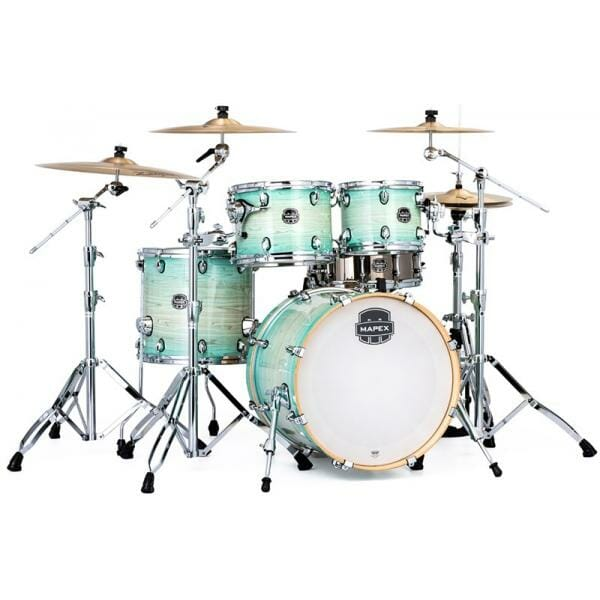 """Mapex 20"""" Armory Fusion 5 Piece Shell Pack - Ultra Marine"""