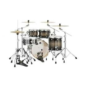 "Mapex 22"" Armory Fusion 5 Piece Shell Pack -black dawn"