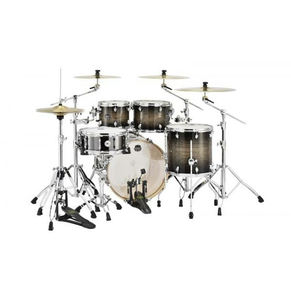 """Mapex 22"""" Armory Fusion 5 Piece Shell Pack -black dawn"""