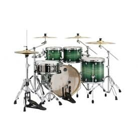 "Mapex 22"" Armory Fusion 5 Piece Shell Pack Emerald Burst"