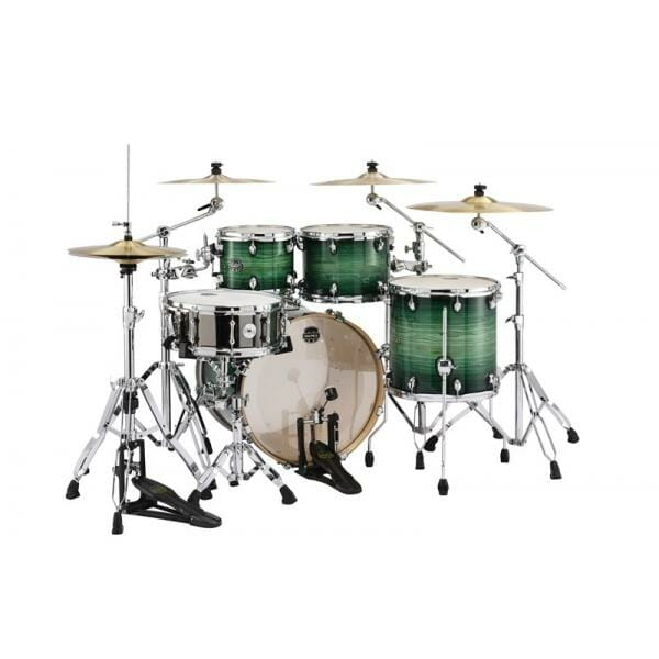 """Mapex 22"""" Armory Fusion 5 Piece Shell Pack Emerald Burst"""