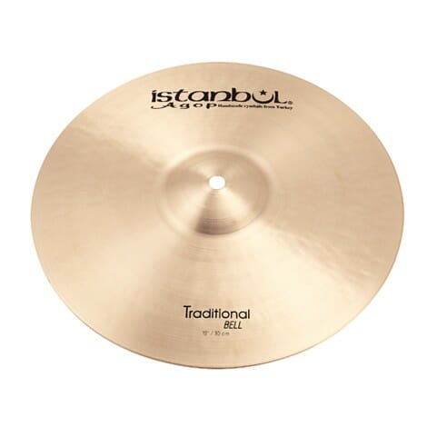 """Istanbul 8"""" Traditional Bell Cymbal"""