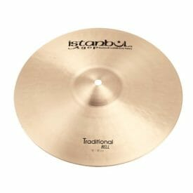 "Istanbul 10"" Traditional Bell Cymbal"