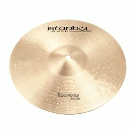 "Istanbul 10"" Traditional Splash Cymbal"