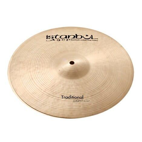 "Istanbul 15"" Traditional Light Hi-Hats"
