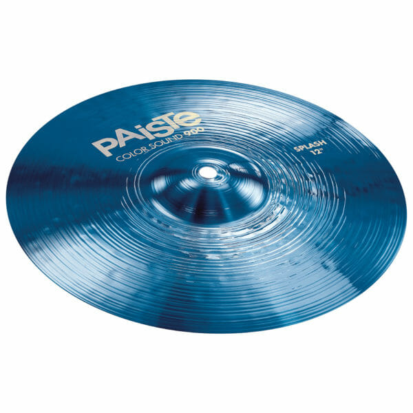 Paiste color sound 900 blue 12 splash