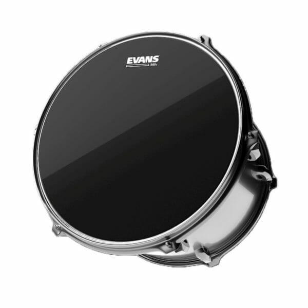 "Evans Black Chrome Drum Head 16"""