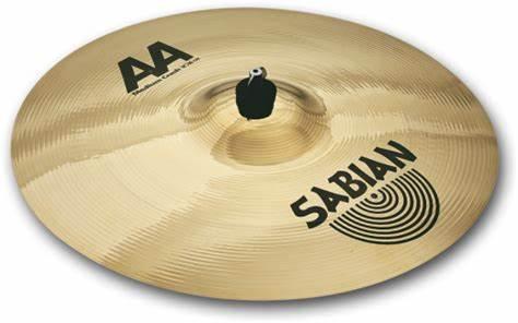 """SABIAN AA 17"""" Medium Crash Cymbal"""