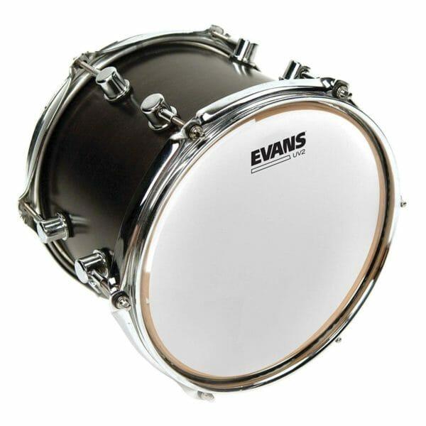 """Evans UV2 18"""" Coated Tom Drum Head"""