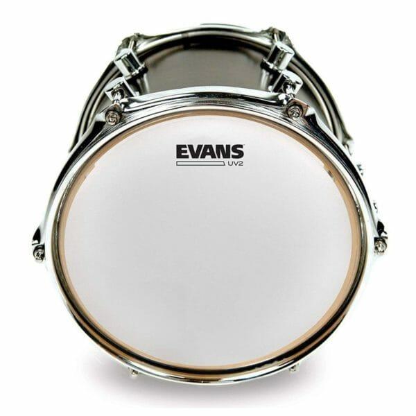 """Evans UV2 15"""" Coated Drum Head"""