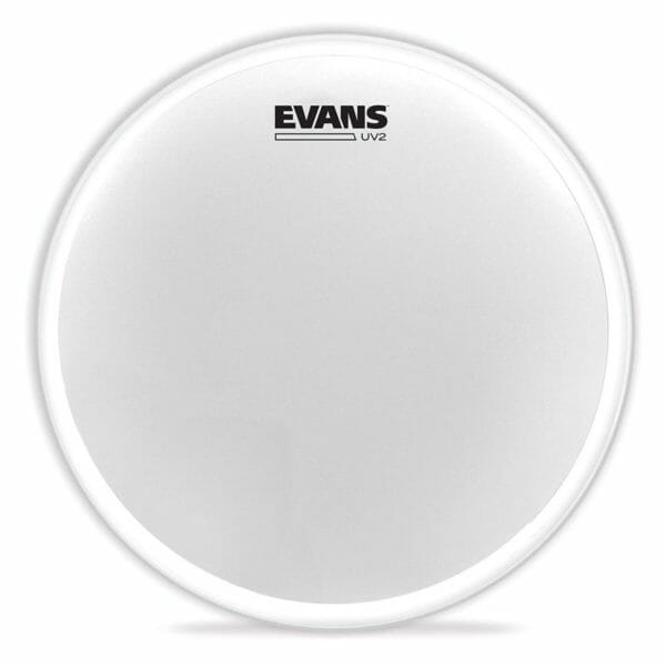 "Evans UV2 8"" Coated Tom Drumhead"