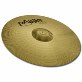 "Paiste 16"" 101 Brass Crash Cymbal"