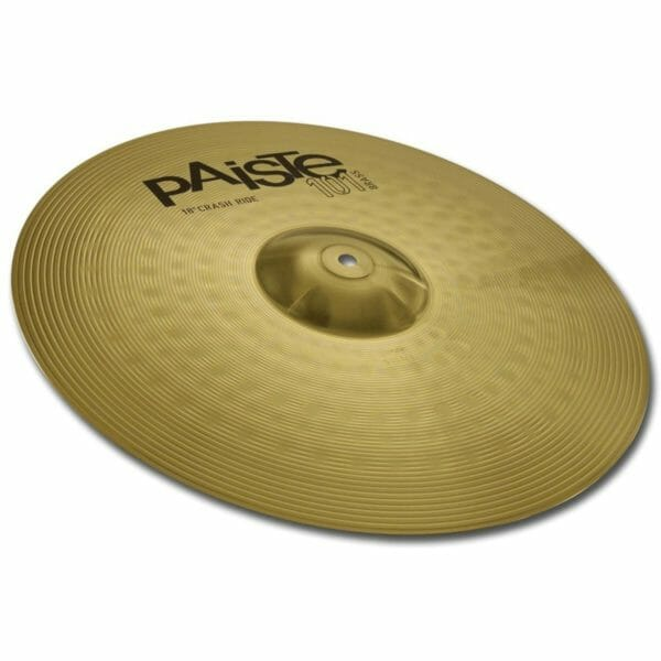 "Paiste 18"" 101 Brass Crash/Ride Cymbal"