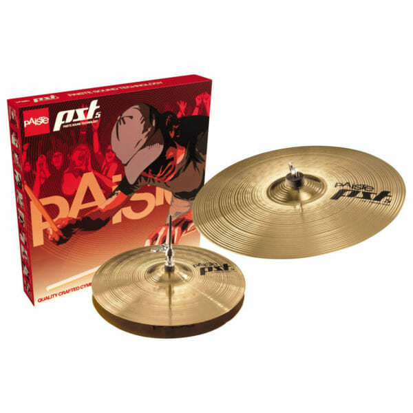 """Paiste PST3 14/18"""" Essential Cymbal Pack"""