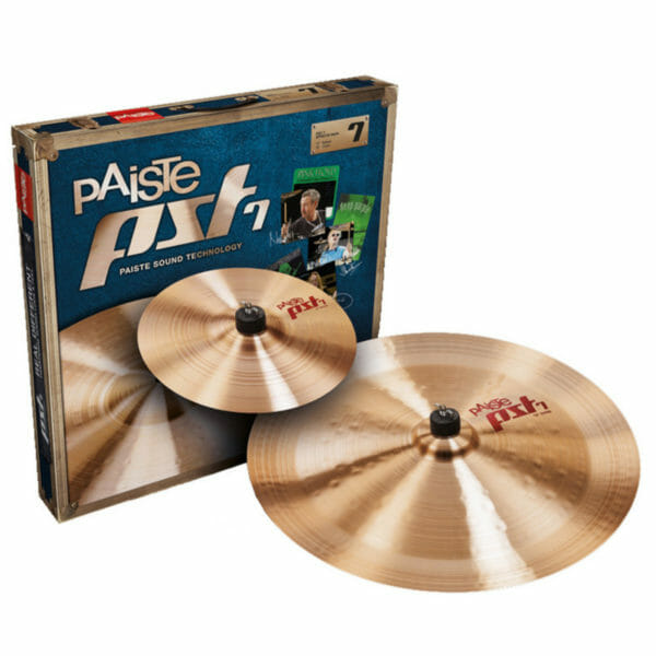 Paiste PST7 Effects Cymbal Pack 10/18