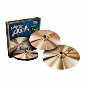 Paiste PST 7 Heavy Rock Cymbal Pack 14/16/20