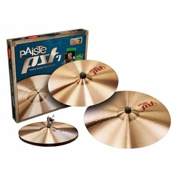 Paiste PST7 Light Session Cymbal Set 14/16/20