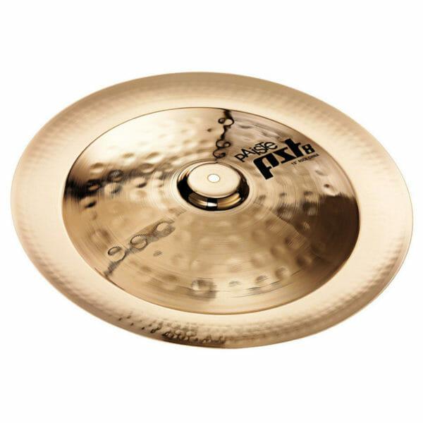 """Paiste 18"""" PST8 Reflector Rock China Cymbal"""