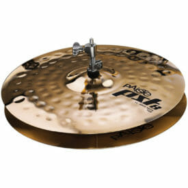 "Paiste 14"" PST8 Reflector Rock Hats"