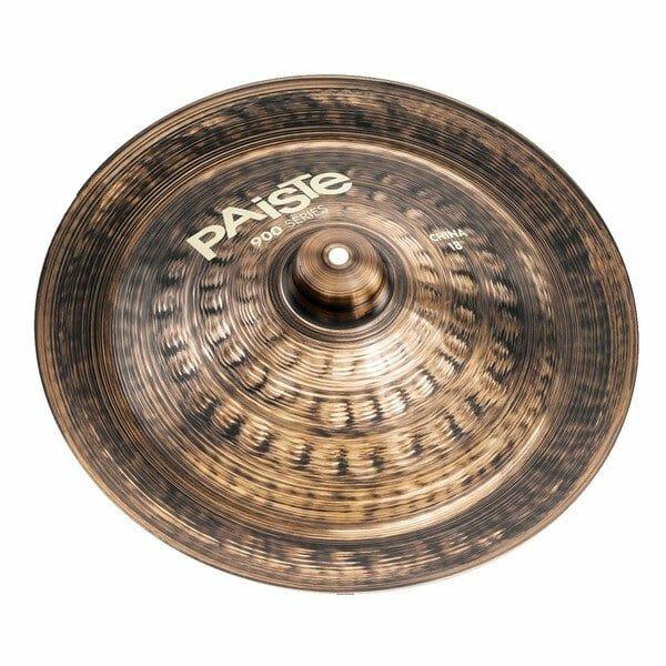 """Paiste 18"""" 900 China Cymbal"""