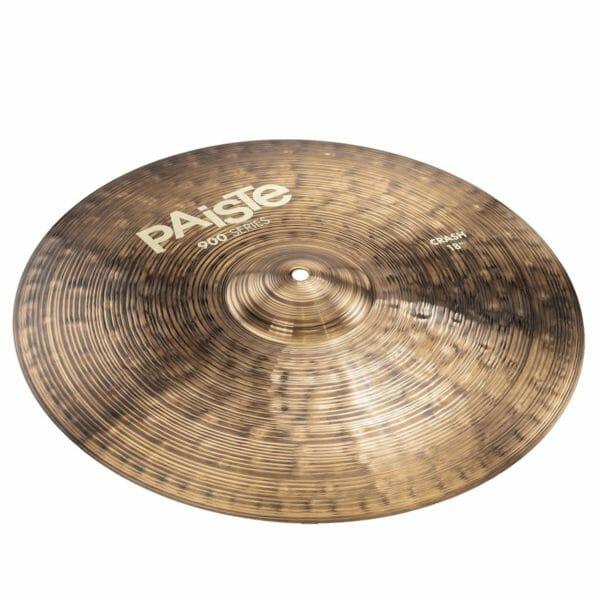 "Paiste 18"" 900 Crash Cymbal"