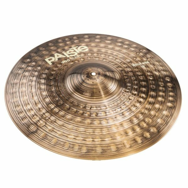 "Paiste 24"" 900 Mega Ride Cymbal"