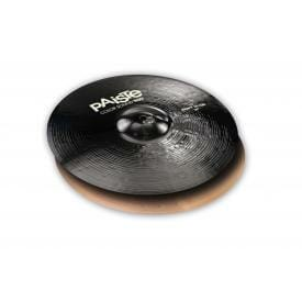 "Paiste 14"" 900 Colour Sound Black Heavy Hi Hats"