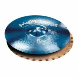 "Paiste 14"" 900 Colour Sound Blue Sound Edge Hi Hats"