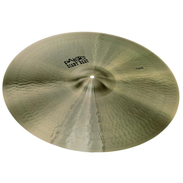 "Paiste 20"" Giant Beat Thin Crash Cymbal"