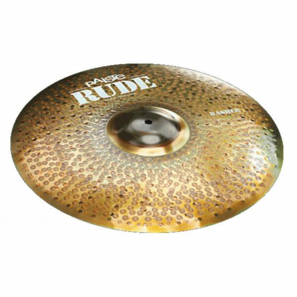 "Paiste 20"" Rude Basher Cymbal"