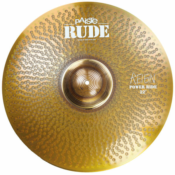 "Paiste 22"" Rude Power Ride Cymbal"