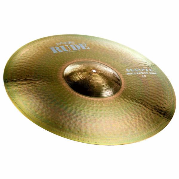 "Paiste 24"" Rude Mega Power Ride Cymbal"