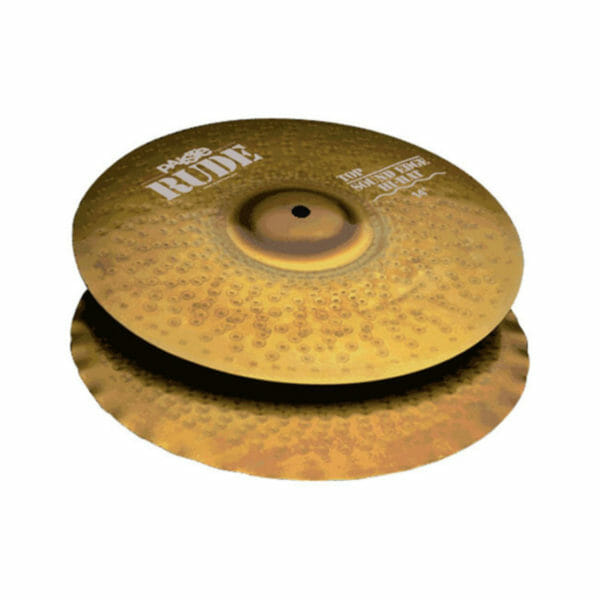 "Paiste 14"" Rude Sound Edge Hi Hats"