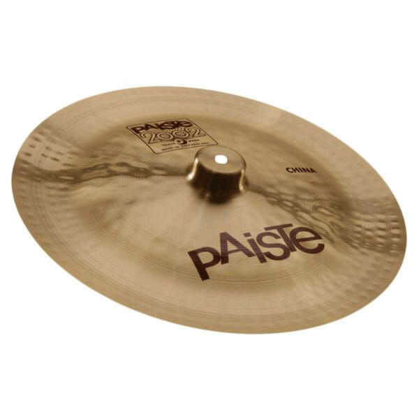 "Paiste 20"" 2002 China Type Cymbal"