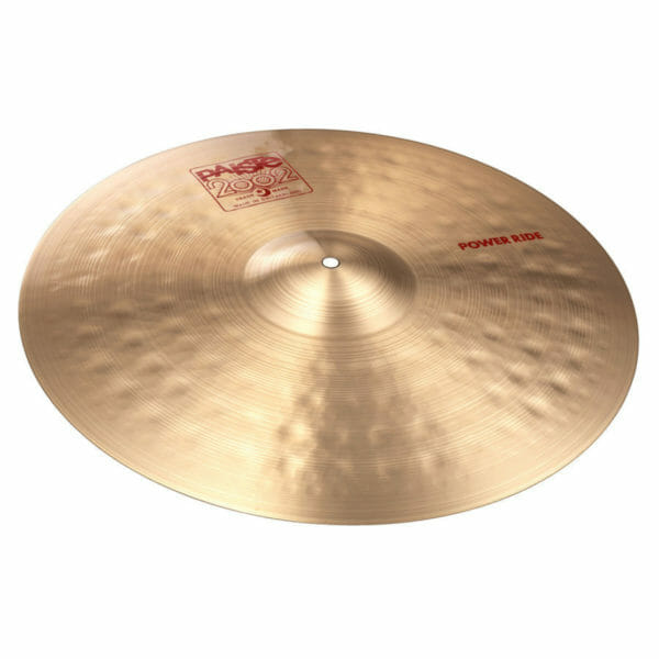 "Paiste 20"" 2002 Power Ride Cymbal"