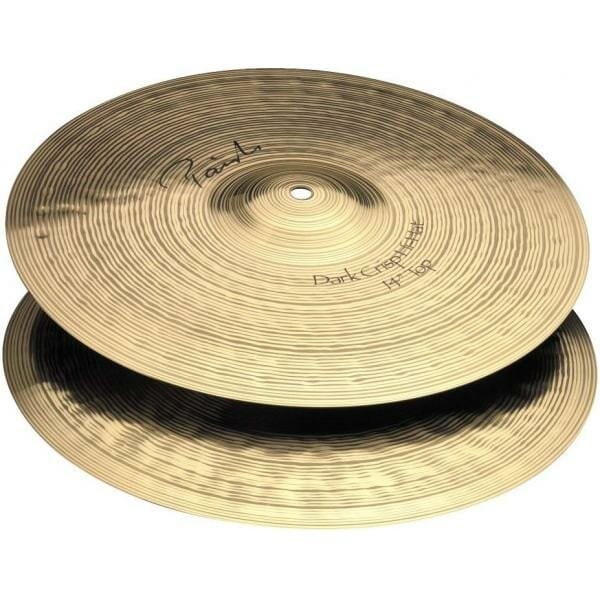 "Paiste 13"" Signature Dark Crisp Hi Hats"